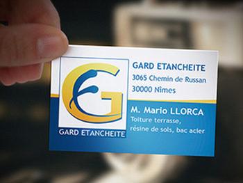 Logo De Lentreprise Gard Etanchit